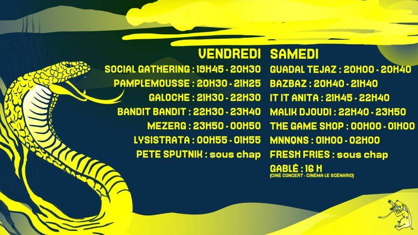 Festival du Schmoul 2020